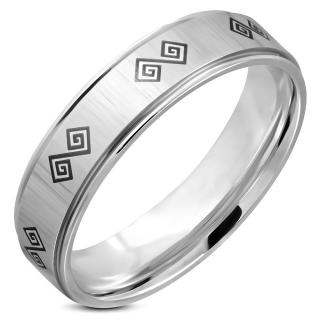 5d51be188 Prstene z chirurgickej ocele - PekneSperky.eu - Prstene najkrajšie